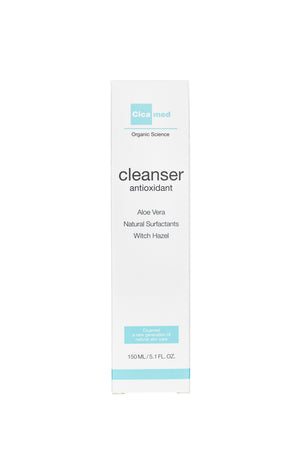 pH Balancing Facial Foaming Gel Cleanser Antioxidant Daily