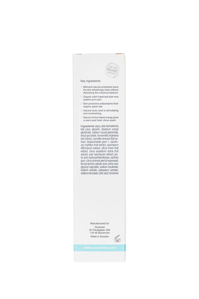 Facial Foaming Gel Cleanser Antioxidant Daily pH Balancing