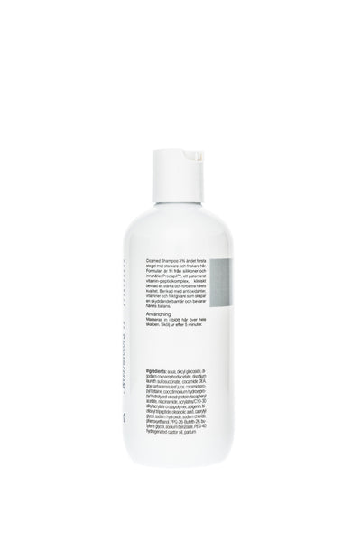hair thinning shampoo