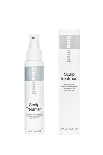 Scalp spray with procapil 3%