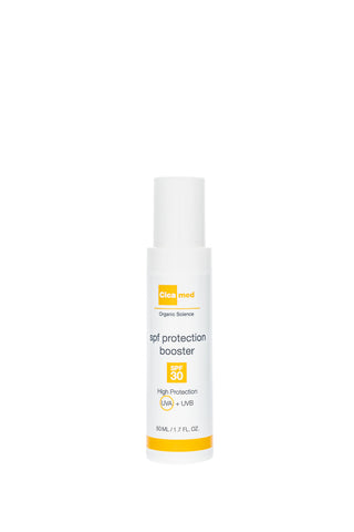 Sun Protection Booster SPF 30+ Everday Sunscreen Face & Body