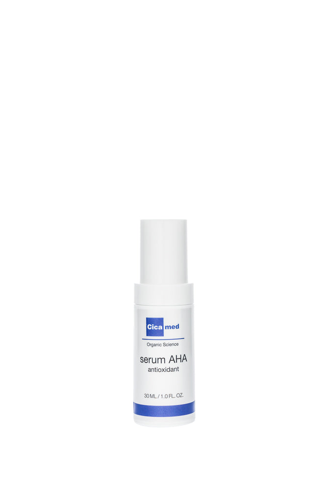 Serum AHA Alpha Hydroxy Acid Antioxidant Exfoliator Pore Reducer Cell Renewal