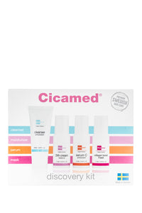 Discovery Kit - Travel Size - Cleanser, Serum C, 24H Cream Balance & Collagen Boost Mask
