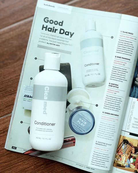 hair loss conditioner men's journal