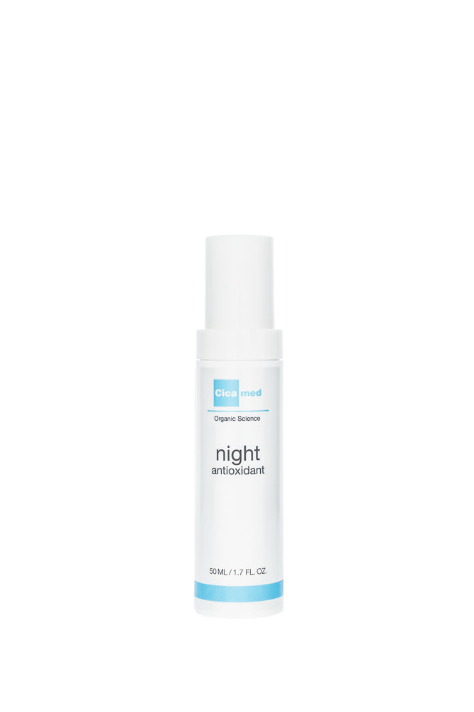 Night Antioxidant Anti Aging Facial Repair Cream Moisturizer