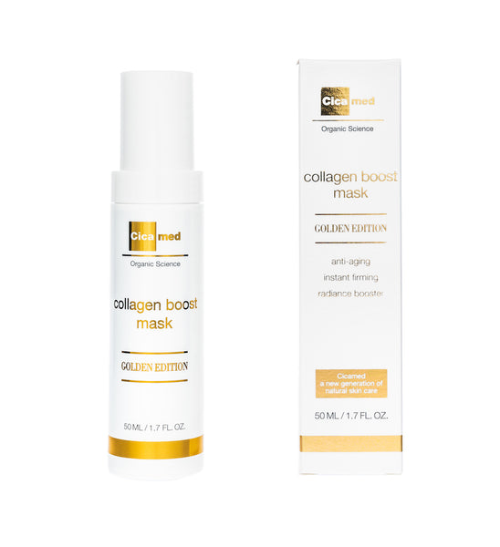 Gifting - For the Skincare Guru - Face Mist, Collagen Boost Mask Gold, and SPF Booster