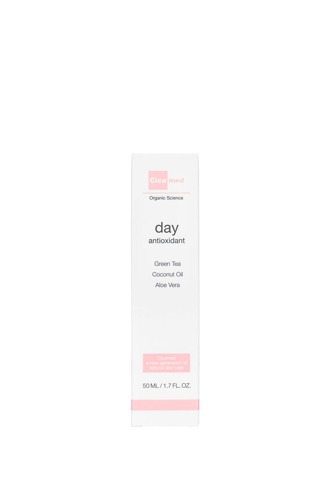 Day Antioxidant Hydrating Natural Face Moisturizer Lotion