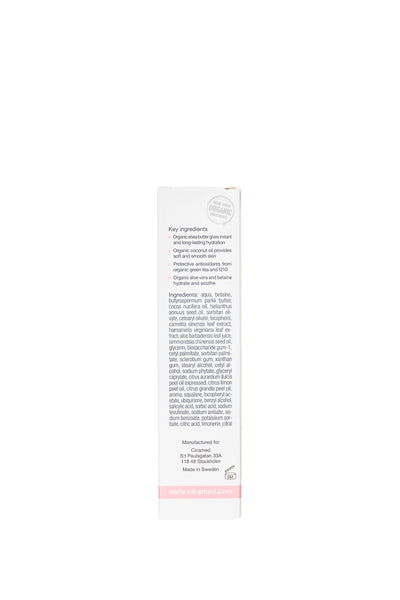 light fluid facial moistuizer