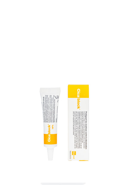 Cicablock Scar Sunscreen SPF 15 UVA/B Protection