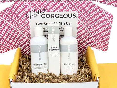 hair loss treatment gift box
