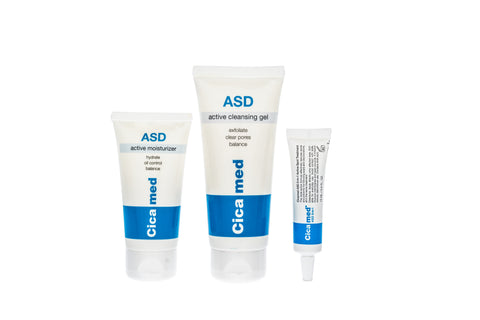 ASD Acne Scar Blemish Treatment KIT