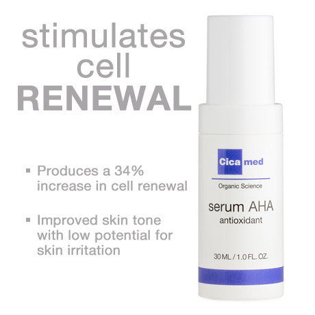 Serum AHA Antioxidant