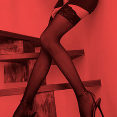Hold Ups & Thigh Highs Stockings