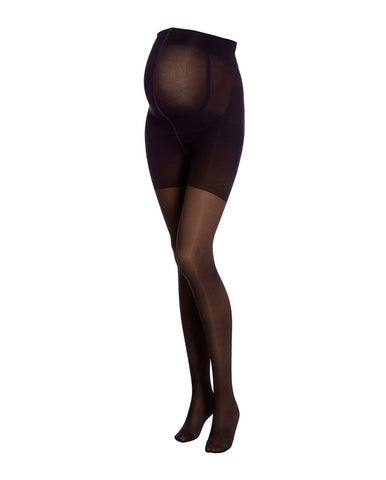 Falke-maternity-tights-black