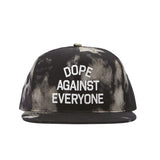 Cloud Wash Dope Against Everyone Snapback
