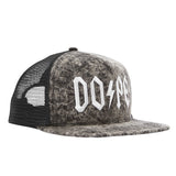 Mineral Wash High Voltage Snapback
