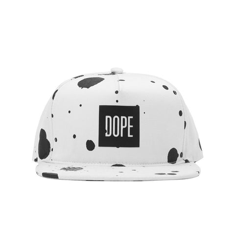 Box Splatter Snapback