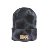 Mineral Wash Gold High Voltage Beanie