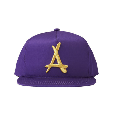 Gold Embroidery Logo Snapback