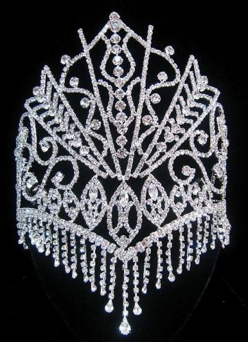 The Stars of the Nile Rhinestone Beauty Pageant Queen Crown, Tiara, CrownDesigners