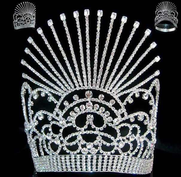 Miss Beauty Pageant Crown Tiara - CrownDesigners