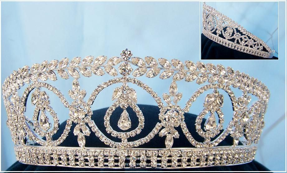 Duchess Royal Crown Tiara Windsor - CrownDesigners