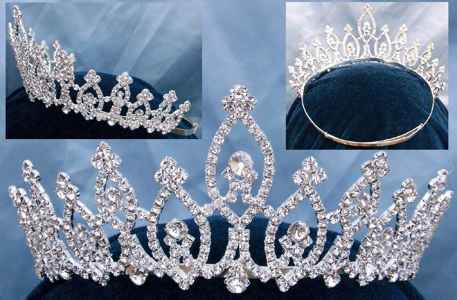 Miss Beauty Pageant CROWN, TIARA CP009, CrownDesigners