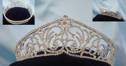 Russian Duchess Marie Style - CrownDesigners
