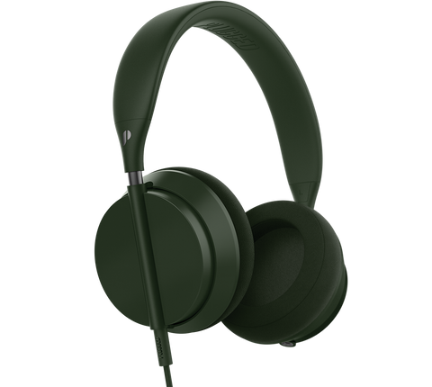 Plugged - Crown Olive/Graphite Headphones