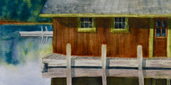 Burkehaven Boathouse
