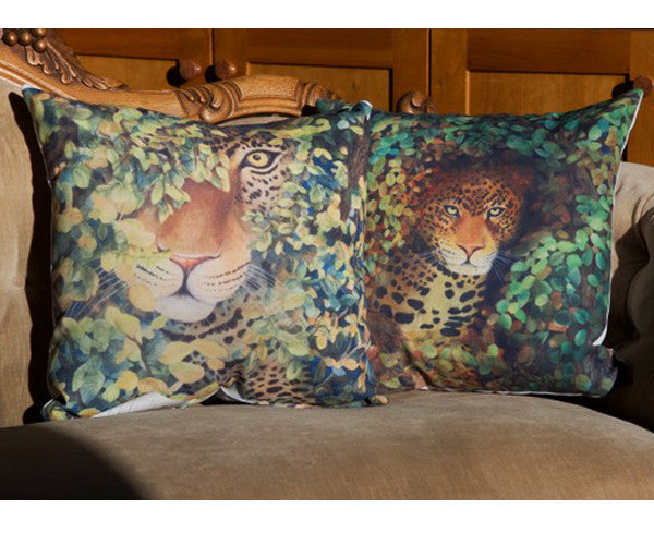 Leopard Pillow Set
