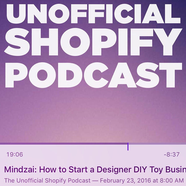 Mindzai on The Unofficial Shopify Podcast Show with Kurt Elster