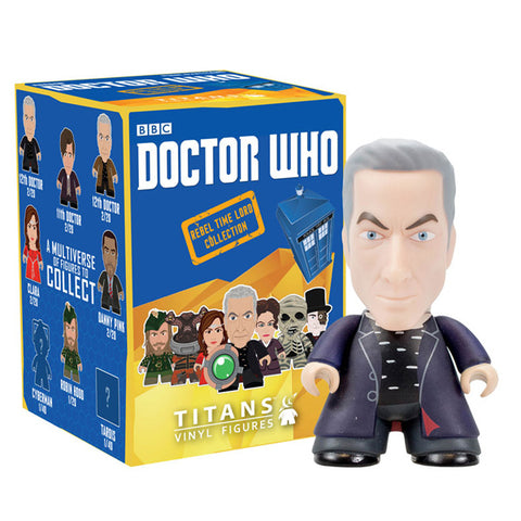 Doctor Who Single Blind Box - 12th Doctor