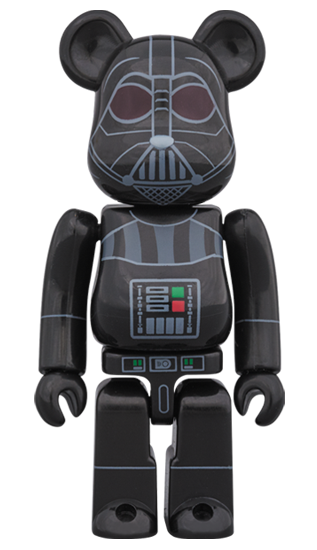 Star Wars Darth Vader Rogue One Edition 100% Bearbrick