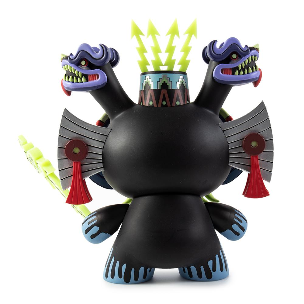 Tlaloc 8-Inch Dunny by Jesse Hernandez x Kidrobot - Special Order