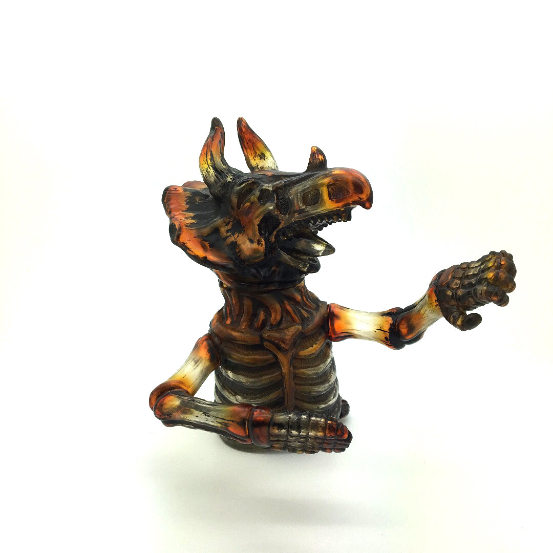 Gashadokutops Sofubi - Putrid Glass by Cereal Box Toys Go!