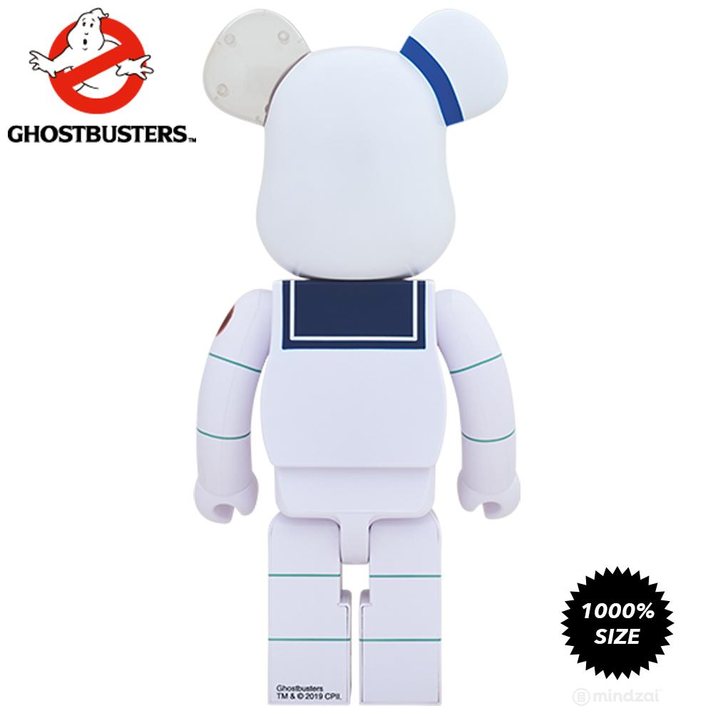 *Pre-order* Angry Face Stay Puft Marshmallow Man 1000% Bearbrick by Medicom Toy