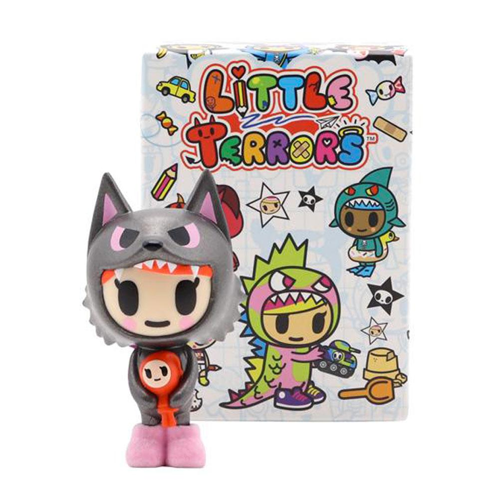 Little Terrors Blind Box Mini Series by Tokidoki