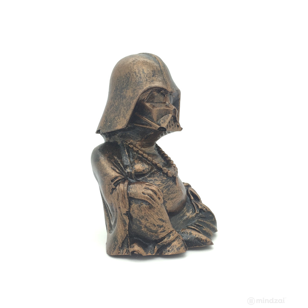 "Darth Vader Buddha Bronze 4"" Figure by Modulicious"