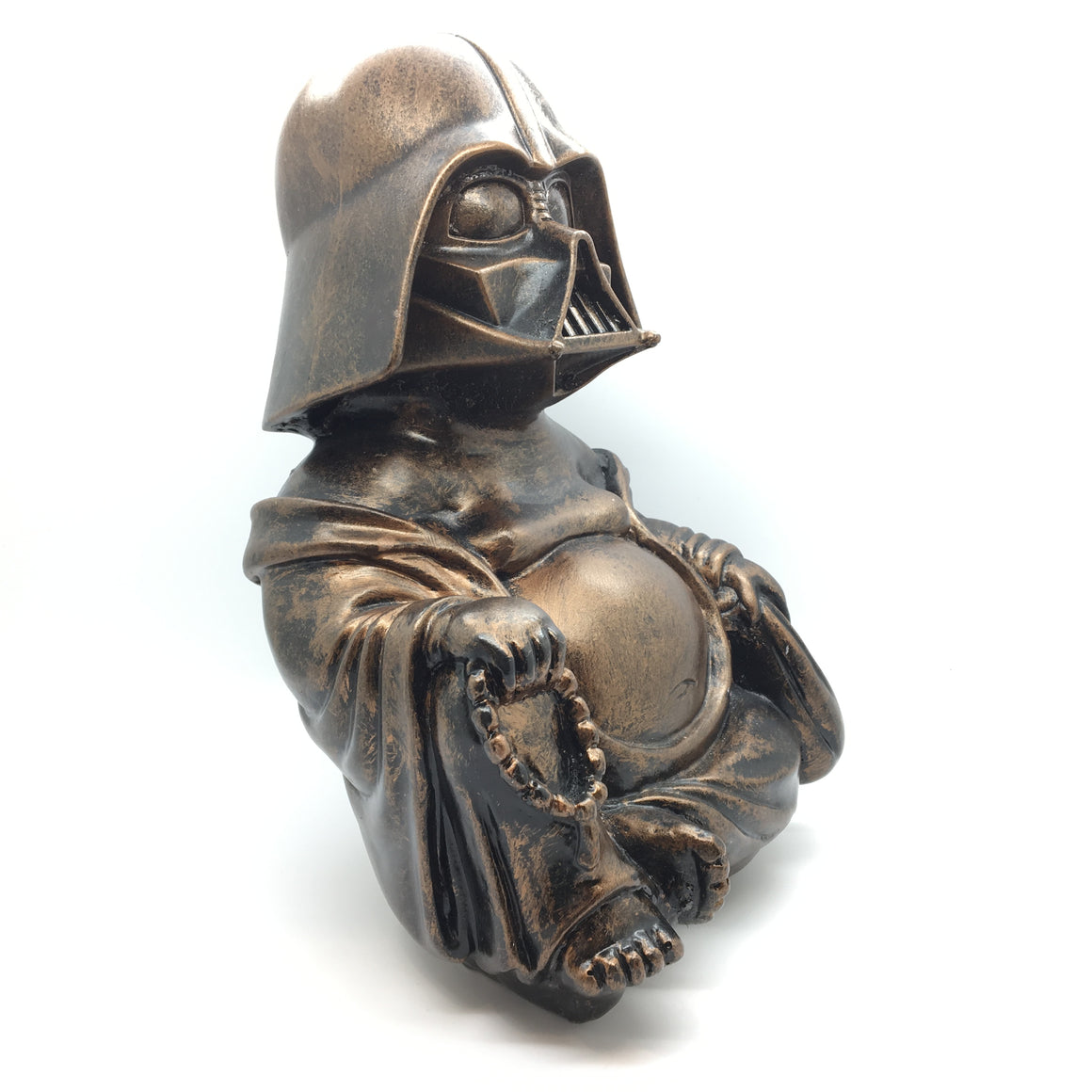 Darth Vader Buddha Large 9 inch Art Toy Figure by Modulicious