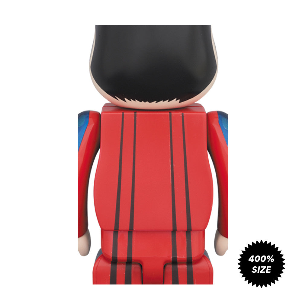 Superman Dawn of Justice 400% Bearbrick - Mindzai  - 1