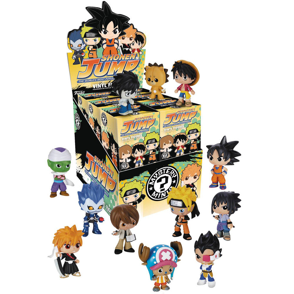 Shonen Jump Best Of Anime Series 2 Blind Box Figures By