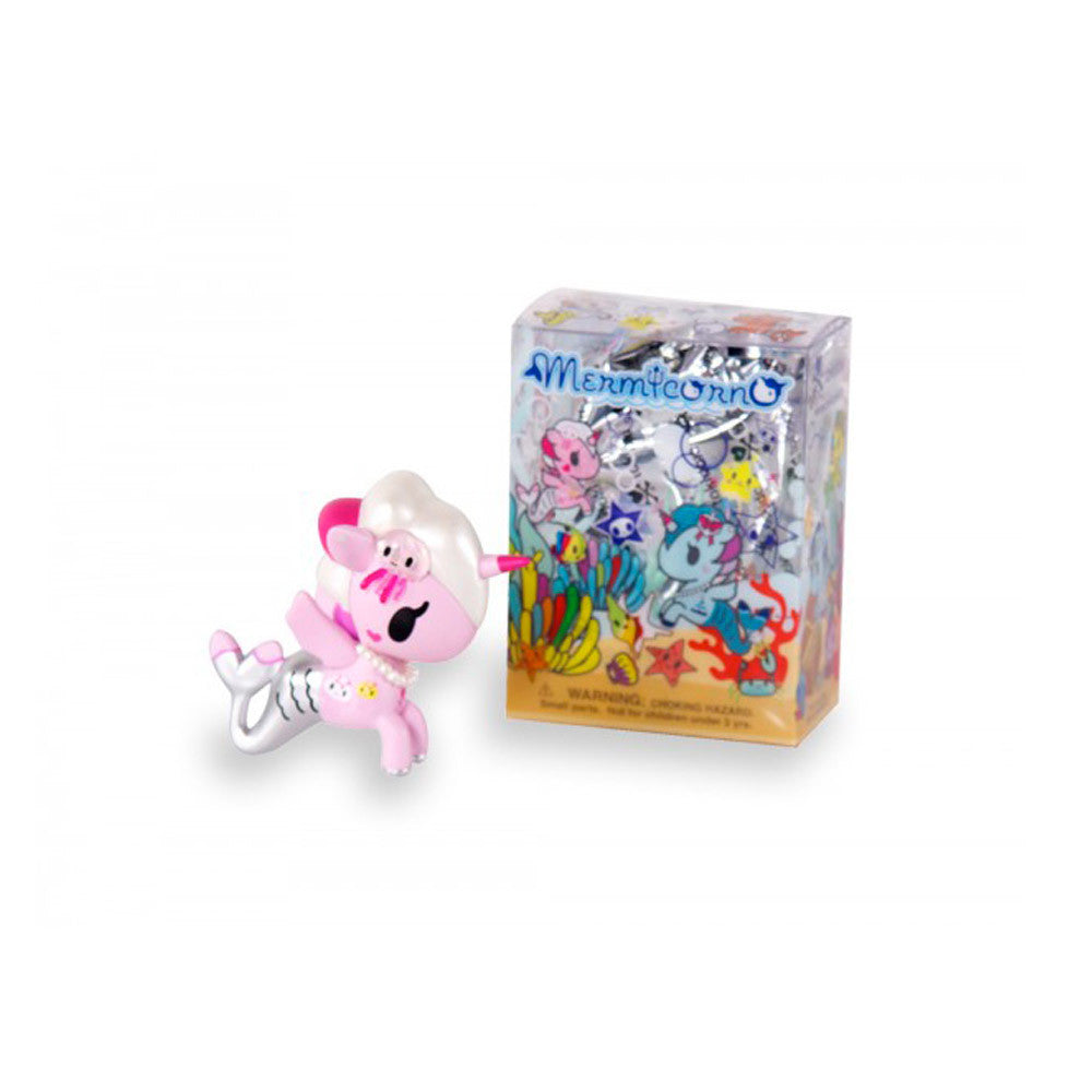 Mermicorno Blind Box Toy by Tokidoki - Mindzai  - 1