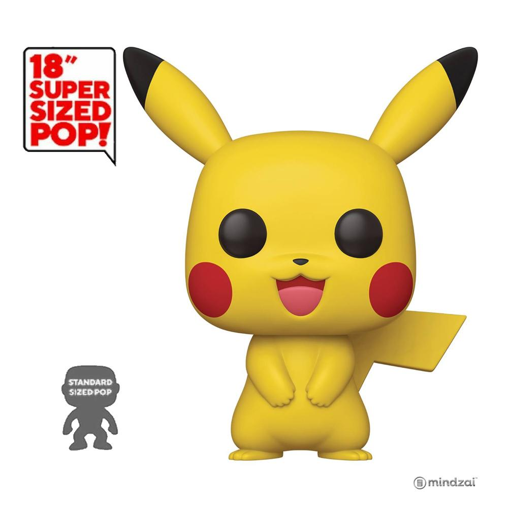 *Pre-order* Pikachu 18 Inch POP Figure by Funko