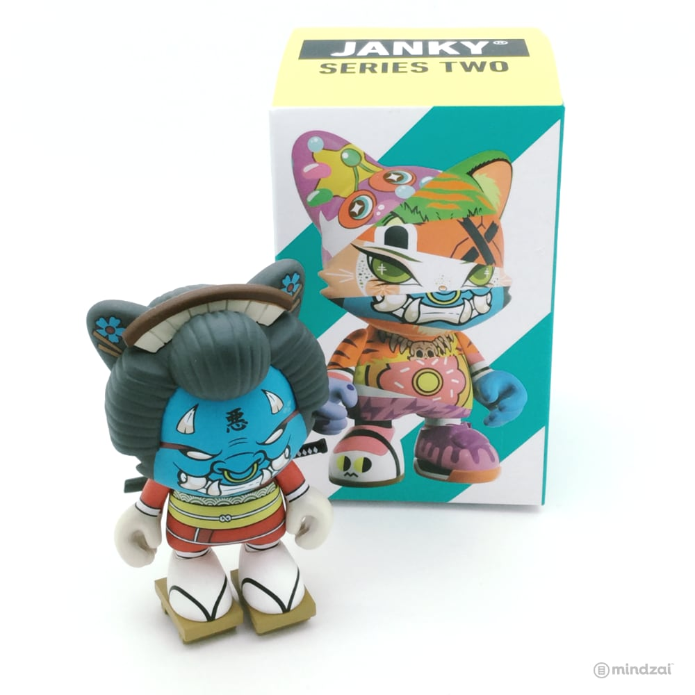Janky Series 2 Blind Box by Superplastic - Jeiko (2petalrose) [Variant Chase]
