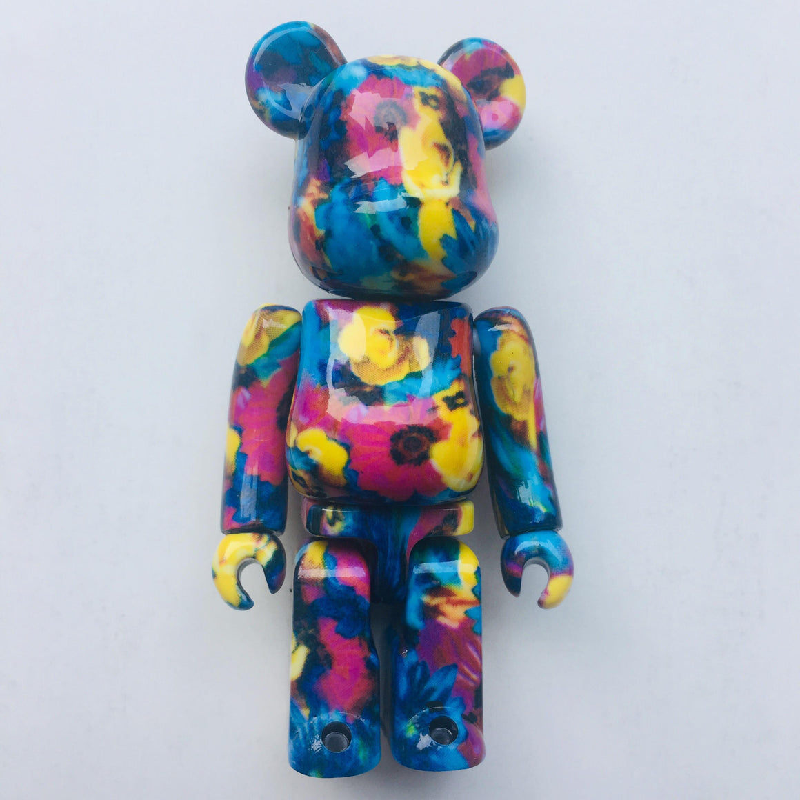 Mika Ninagawa Anemone 100% + 400% Bearbrick Set from Medicom Toy