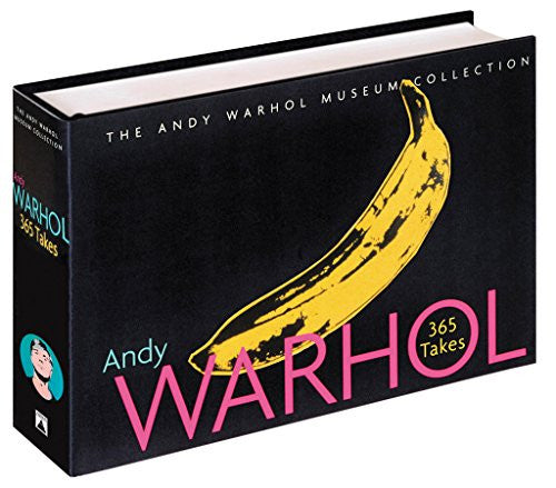 Andy Warhol 365 Takes: The Andy Warhol Museum Collection - Mindzai