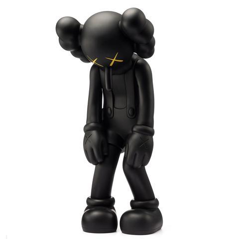 Kaws Small Lie Black Version