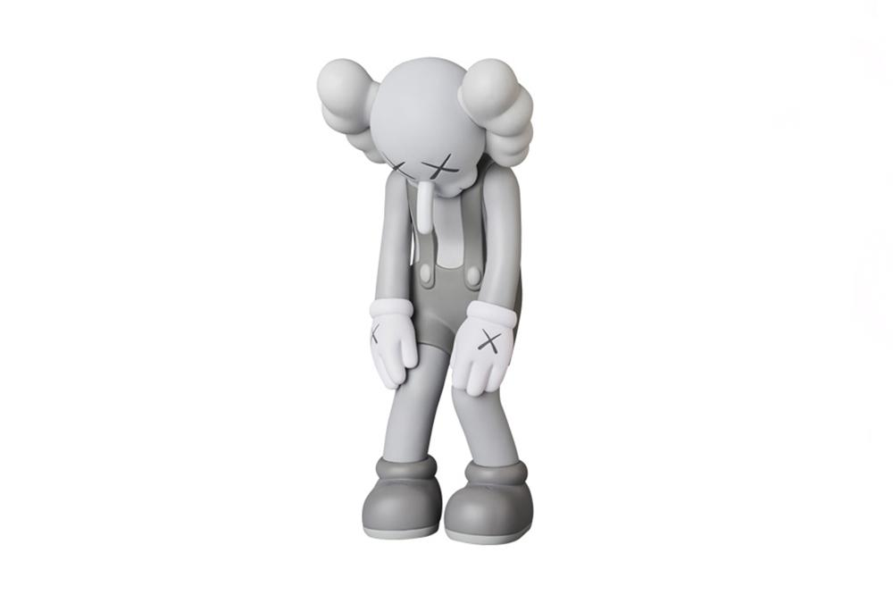 Kaws Small Lie Mono Version - Mindzai