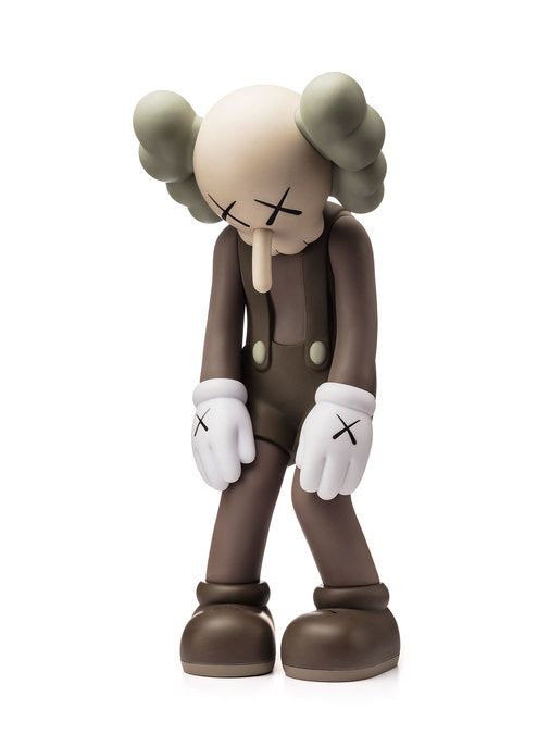 Kaws Small Lie Brown Version